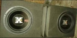 Swoofer dobles power bass(leer anuncio) - foto