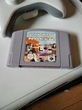 Juego Nintendo 64 Star Wars Racer - foto