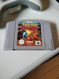 Juego Nintendo 64 Pokemon Stadium - foto