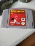 Juego Nintendo 64 Mission: Impossible - foto