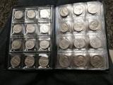 monedas norteamericanas - foto