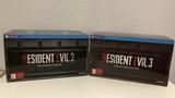 Resident Evil 2 y 3 Remake ed. Coleccion - foto