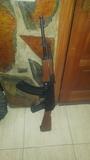 Fusil AK47 en perfecto estado - foto