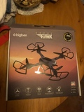 Dron Hawk WiFi con cámara rotativa - foto