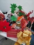 cestas navideñas - foto