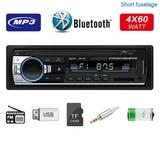 Radio coche mp3 bluetooth usb sd nuevas - foto