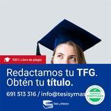 AYUDA CON TU TFG / TFM - foto