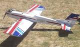 Avión tiger 3 completo - foto