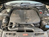 > mercedes w204 motor compl. 2.2 cdi 651 - foto