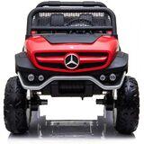 4X4 de Batería Infantil Mercedes Unimog - foto
