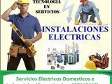 Boletín electrico, electricista - foto