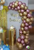 Decoraciones con globos - foto