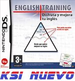 Juego  ds english training - foto