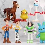 toy Story figuras - foto