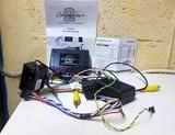 Adaptador radio y mandos volante Jeep Re - foto