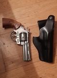 funda cartuchera de cuero para pistola - foto