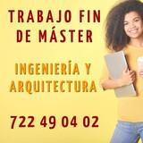 AYUDA +  TFM/TFG INGENIERÍA*  - foto