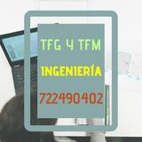 AYUDA * *   TFM/TFG INGENIERÍA+ - foto