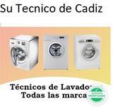 Tecnicos Lavadoras Cadiz - foto