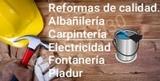 Reformas, Pintura, reparación, profesion - foto