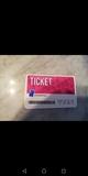 Tickets metro Bruselas - foto