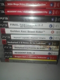 varios juegos de PlayStation 3 - foto