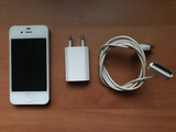 iPhone 4 Blanco 8 Gb - foto