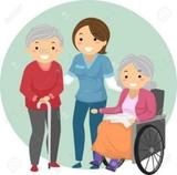 Mujer con experiencia en cuido mayores - foto