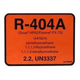 GAS R3FRIGERANTE  - foto