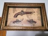 replicas de pistola antigua - foto