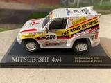 Mitsubishi Pajero Dakar - foto