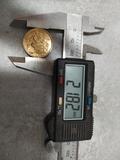 Moneda Oro 5.8 18 ktsgramos - foto