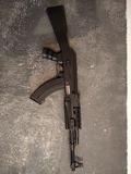Ak-47 kalashnikov replica oficial - foto