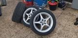 Llantas y neumáticos Toyota celica 2004 - foto