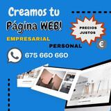 Mantenimiento y creaciÓn de pÁginas web - foto