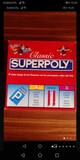 Superpoly classic cifras y letras junior - foto