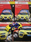 Seat león wtcc rally scalextric - foto