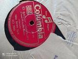 Discos antiguos de pizarra - foto
