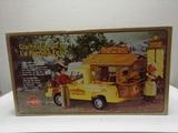 Coche tienda familia feliz congost 1973 - foto