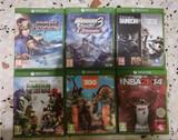 Videojuegos Xbox One desde 5  a 20 . - foto