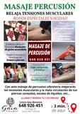 MASAJE DE PERCUSIÓN, Relaja musculatura - foto