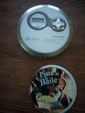 REPRODUCTOR M3 PORTATIL CD