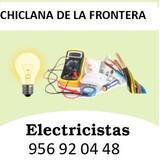 Electricistas Chiclana 956920448 - foto