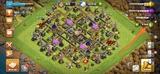 Clash of clans th 11 +12.000 gemas - foto