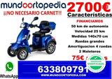 MOTO MAYORES SCOOTER ELECTRICA - foto