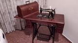 Maquina de coser singer del aÑo 1927 - foto