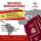 CLASES DE NACIONALIDAD ESPAñOLA