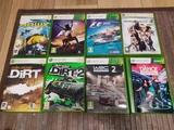 Lote 8 juegos Xbox 360 - foto