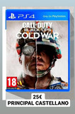 CALL OF DUTY COLD WAR DIGITAL PS4 - foto