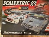 Scalextric Circuito C3 Adrenaline Cup - foto